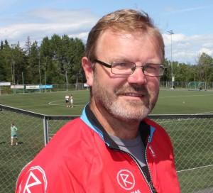 Tron Erik Hovind under O-festivalen på Nesodden 2011.